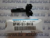 Форсунка омывателя фары левая для Mazda 3 (2003-2009) BP4K-51-8H1B