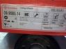 Диск тормозной передний Brembo для Mazda 6 (GG) (2002-2007) 1,8 л GF 3Y-33-25XA
