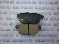 Задние тормозные колодки Kashiyama для Toyota Auris (E15) 2006-2012 D2254M