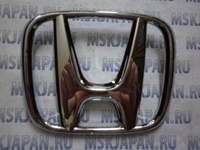 Эмблема решетки радиатора для Honda Accord 7 (02-08) 75700-S9A-G00