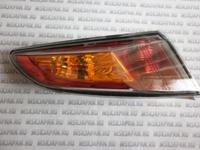 Фонарь задний левый (хэтчбек) (неоригинал) (DEPO) для Honda Civic 8 (05-11) 33551-SMG-E03
