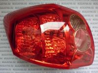 Фонарь задний левый для Toyota Auris (E15) (2006-2012) 81561-02380
