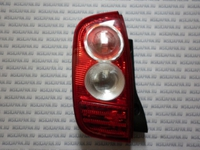 Фонарь задний левый для Nissan Micra (K12) (2003-) B6555-AX710