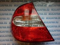 Фонарь задний внешний левый для Toyota Camry CV3 (02-03) 81561-06170