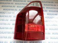 Фонарь задний внешний левый для Mitsubishi Pajero/Montero III (V6, V7) (00-06) MN 133763