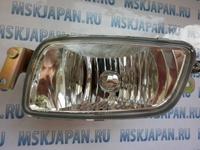 Фара противотуманная левая (DEPO) для Mitsubishi Pajero/Montero (V6, V7) (00-02) MR 508189