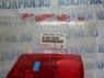Фонарь противотуманный задний левая для Lexus LX 570, Toyota Land Cruiser (200) 81456-60030