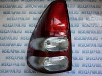 Фонарь задний внешний левый (DEPO) для Toyota Land Cruiser Prado (120) (02-09) 81561-60620