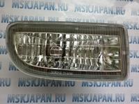 Фара противотуманная правая для Toyota Land Cruiser 100 (98-07) 81211-60111