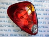 Фонарь задний внешний левый (DEPO) для Mitsubishi L200 (KB) (06-14) 8330A009