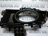 Накладка фары противотуманной левой для Mazda 3 (2003-2009) BR5J-51-678B
