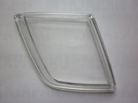 Стекло фары противотуманной правая для Mazda 6 (2007-2013) BR216-2021R