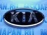 Эмблема KIA решетки радиатора