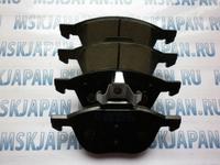 Передние тормозные колодки Kashiyama для Mazda 3 (2009-2013) D3128