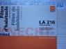 Фильтр салона Mahle для Honda CR-V (06-12) LA 216