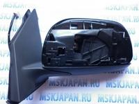 Зеркало левое электрическое с подогревом грунтованное TYC (5 проводов) для Toyota RAV 4 (2006-2013) 87940-42841