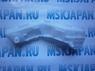 Кронштейн переднего бампера левый (оригинал) для Mitsubishi Pajero/Montero IV (V8, V9) (07-) 6400A593