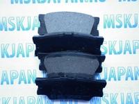 Колодки тормозные дисковые задние для Toyota Camry V40 (2006-2011) D2269