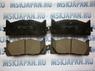 Колодки тормозные дисковые передние для Lexus ES (2012-), Lexus ES (SV40) (2006-2012), Toyota Camry V40 (2006-2011), Toyota Camry V50 (2011-) D2270