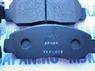 Передние тормозные колодки Nissin для Honda Civic 8 (05-11) NPO-127W