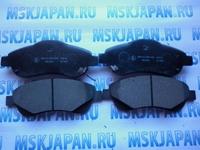 Колодки тормозные передние Kashiyama для Honda CR-V (06-12) D5156M