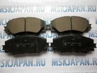 Колодки тормозные дисковые передние