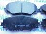 Колодки тормозные дисковые передние Kashiyama для Toyota RAV 4 (2005-2013) D2268