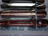Хромированные накладки на ручки двери для Mitsubishi ASX (2010-2014)
