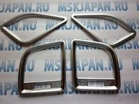Накладки на воздуховоды в салоне для Mazda CX-5 (2012-2014)