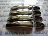 Хромированные накладки на ручки двери для Форд Фокус 2