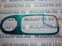 Декоративная отделка из нержавеющей стали рычага коробки передач для Mitsubishi Outlander (GF) (13-14)