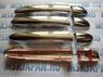 Хромированные накладки на ручки двери для Mazda CX-5 (12-)