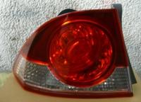 Фонарь задний внешний левый (седан) (DEPO) для Honda Civic 8 (05-11) 33551-SNB-003