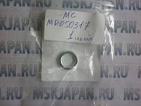 Кольцо пробки слива масла для Mitsubishi Lancer 9 (00-10) MD 050317