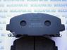 Передние тормозные колодки для Honda Accord 8 (07-12) 45022-TL0-G51