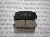 Задние тормозные колодки Kashiyama для Mazda 6 (2007-2013) D3027