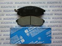 Передние тормозные колодки для для Nissan Maxima IV (1995-2000) D1224M