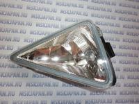 Фара противотуманная левая (хэтчбек) (DEPO)  для Honda Civic 8 (05-11) 33951-SMG-E02