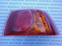 Фонарь задний внешний правый (седан) (DEPO) для Mitsubishi Lancer (CX,CY) (07-) 8330A110