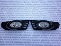 Фара противотуманная левая + правая (седан) (DEPO) для Honda Civic 8 (09-) 08V31-SNB-010B