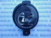Фара противотуманная передняя правая (DEPO) для Nissan Almera N16, Primera P12E, Primera P12E, Qashqai (J10), Teana J32, X-Trail (T30), Renault Clio, Clio/Symbol 82003-01027