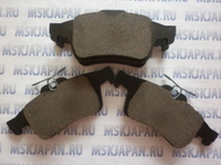 Колодки тормозные задние для Mazda 3 (BK) (2002-2009) C2Y3-26-48ZA