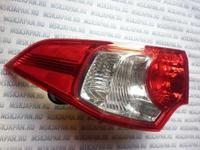 Фонарь задний левый (DEPO) для Honda Accord 8 (07-12) 33550-TL0-G01