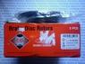 Диск тормозной задний Ashika для Honda CR-V (07-12) 61-04-444