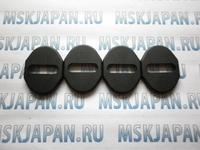Заглушка буксировочного крюка заднего бампера для Mitsubishi ASX (10-)