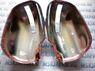 Накладки хромированные на зеркало заднего вида для Mitsubishi Outlander (GF) (12-)