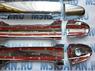 Хромированные накладки на ручки двери для Hyundai Santa Fe (2007-2012)