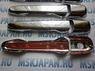 Хромированные накладки на ручки двери для Mazda 6 (2003-2008)