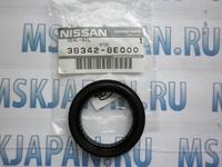 Сальник вала приводного, левый-правый для Nissan X-Trail (T31) (07-14) 38342-8E000