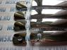 Хромированные накладки на ручки двери с отделкой смарт-отверстие для Nissan X-Trail (2008-2013)